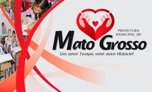 Prefeitura Municipal de Mato Grosso antecipa pagamento de fevereiro