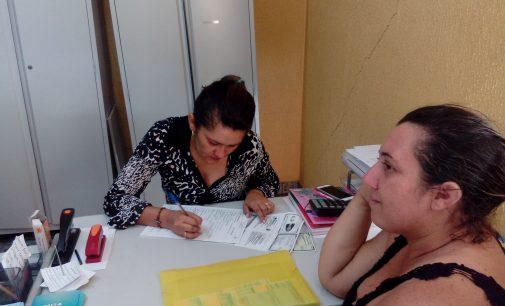 Assistência Social realiza cadastramento do programa Rainha do Lar