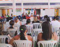 Abertura da Semana Pedagógica em Mato Grosso – PB