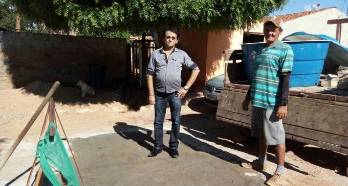Prefeitura de Mato Grosso realiza operação tapa-buracos nas ruas da cidade