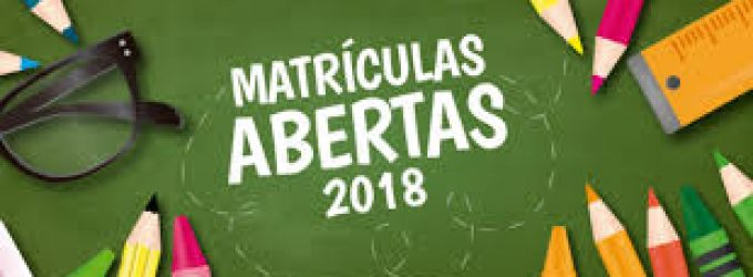 A Secretaria Municipal de Educação de Mato Grosso abre as matriculas do ano letivo 2018