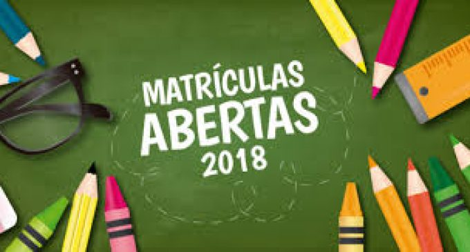 A Secretaria Municipal de Educação de Mato Grosso abre as matriculas do ano letivo 2018