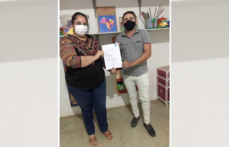 Prefeitura de Mato Grosso assina termo de adesão ao Selo Unicef 2021-2024
