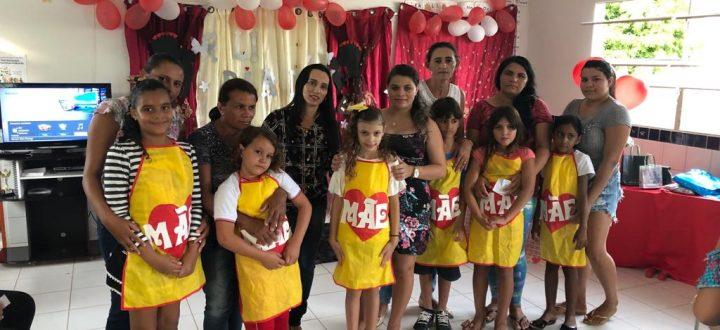 Secretaria de Educação de Mato Grosso realiza culminância do Projeto do Dia das Mães