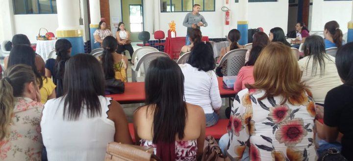 Jornada Pedagógica marca início do ano letivo na rede municipal de ensino