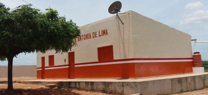 Prefeitura conclui reforma das escolas Maria Antônia de Lima e Miguel Filho da Silva