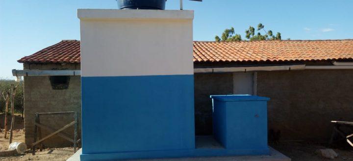 Prefeitura inicia obras em prol de melhorias sanitárias domiciliares em comunidades rurais