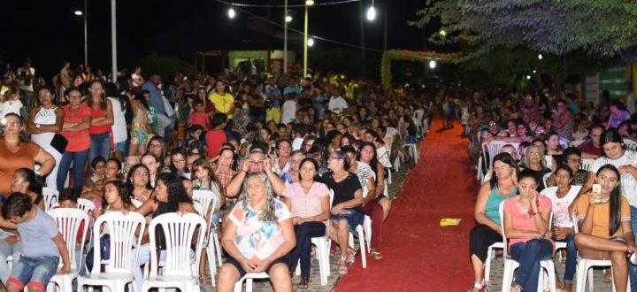 Prefeitura realiza grande evento em homenagem às mães do município