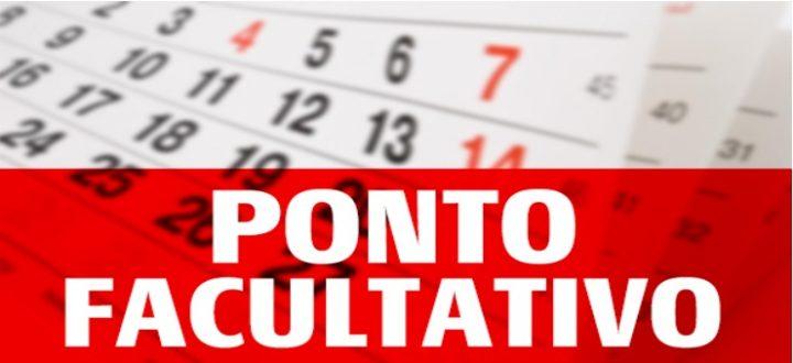 Prefeito decreta ponto facultativo na sexta-feira (16)